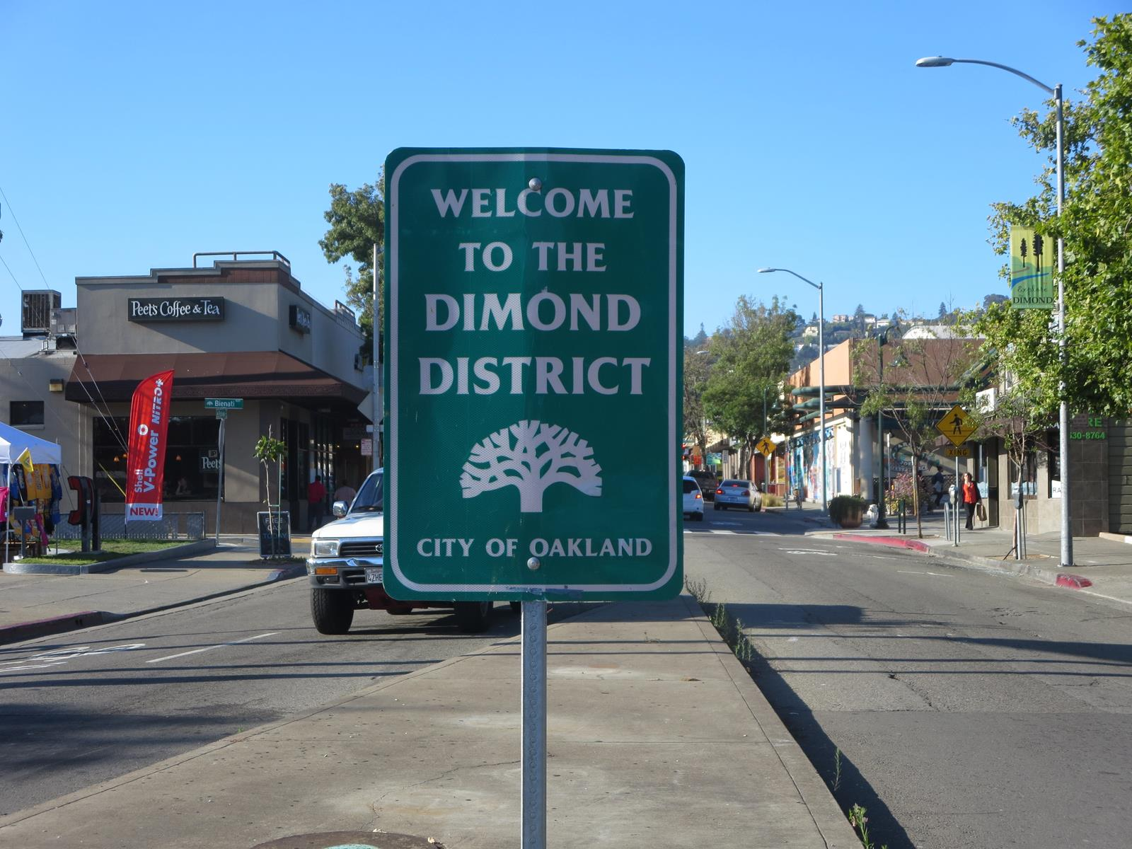 Welcome to the Dimond District